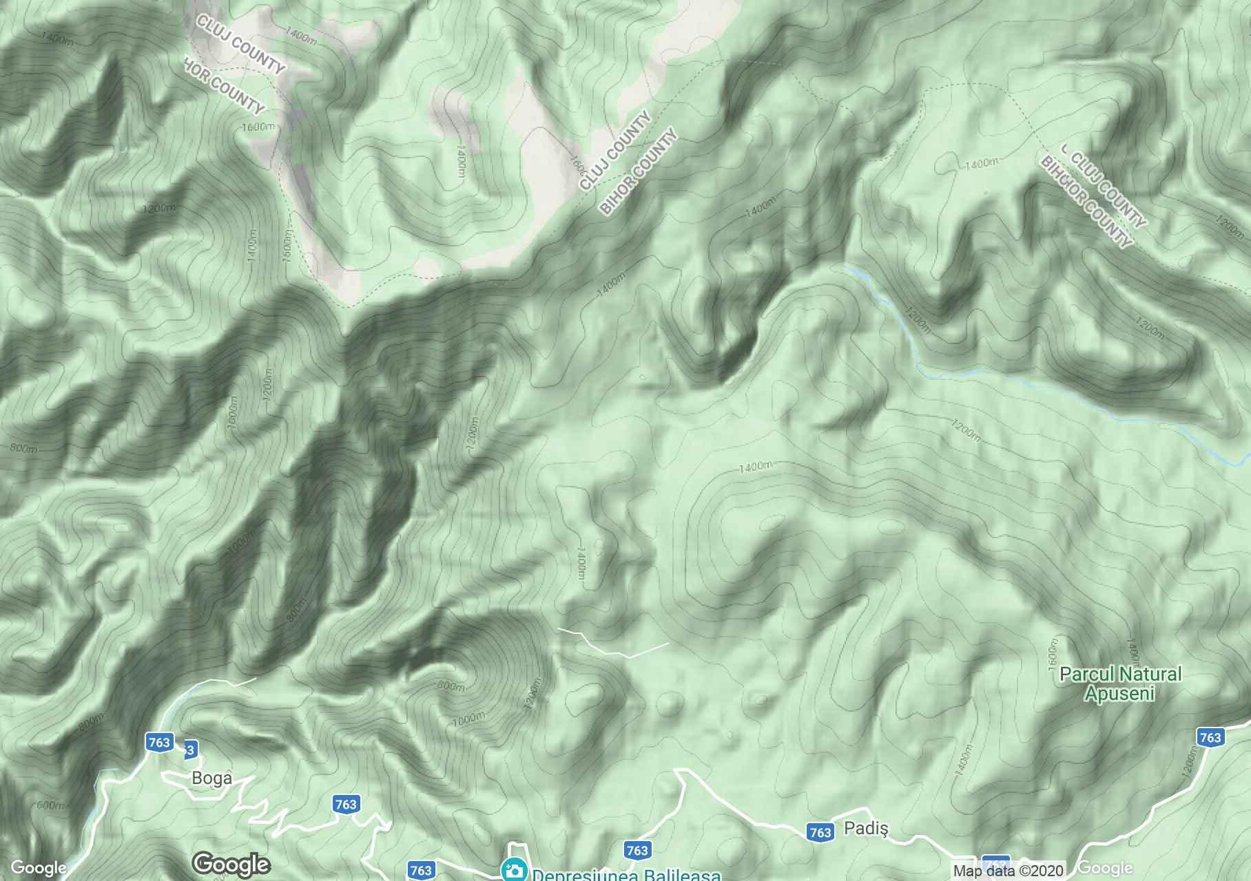 Vereshegyalja interaktív turista térképe.