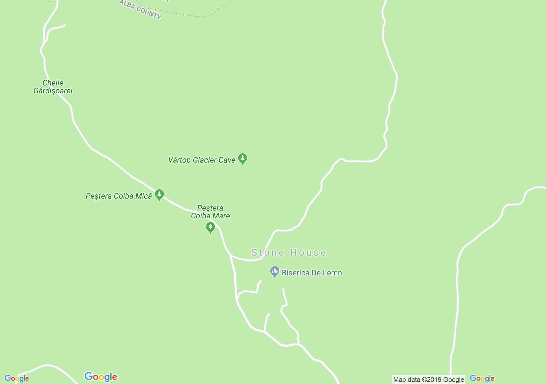 Kőház: Kőház (térkép)