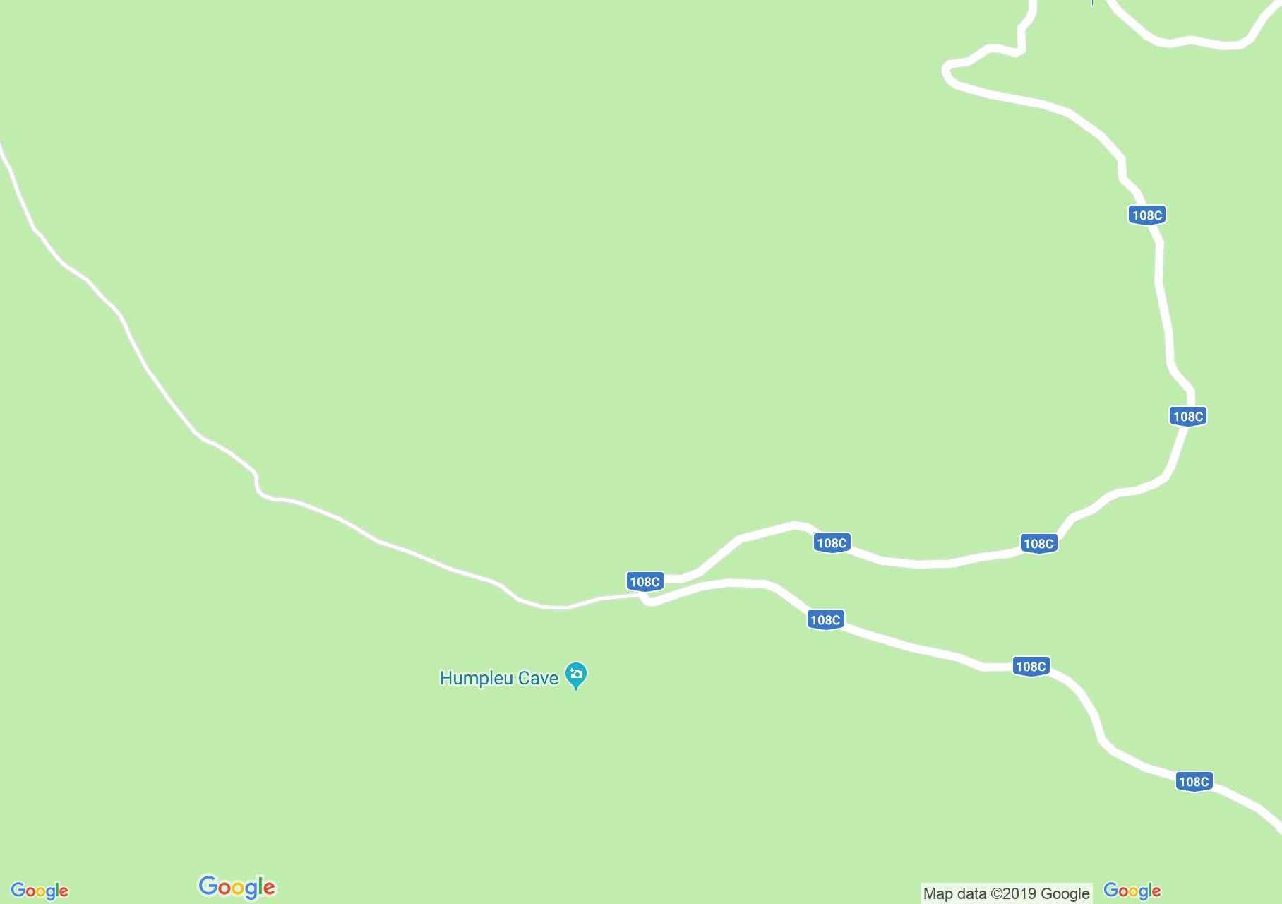 Bihar-Vlegyásza, Erdélyi-szigethegység: Humpleu barlang (térkép)