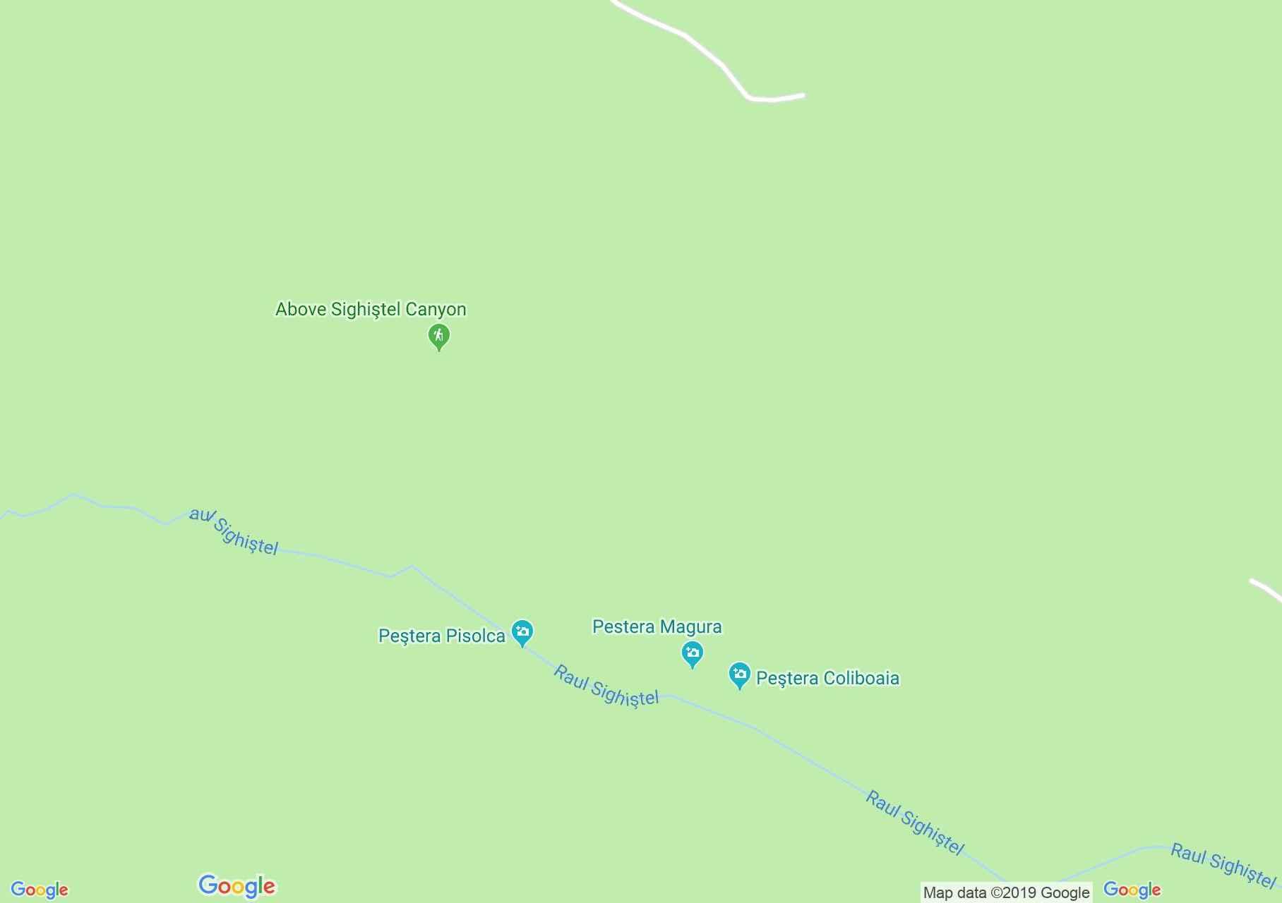 Szegyesd: József-főherceg barlang (térkép)