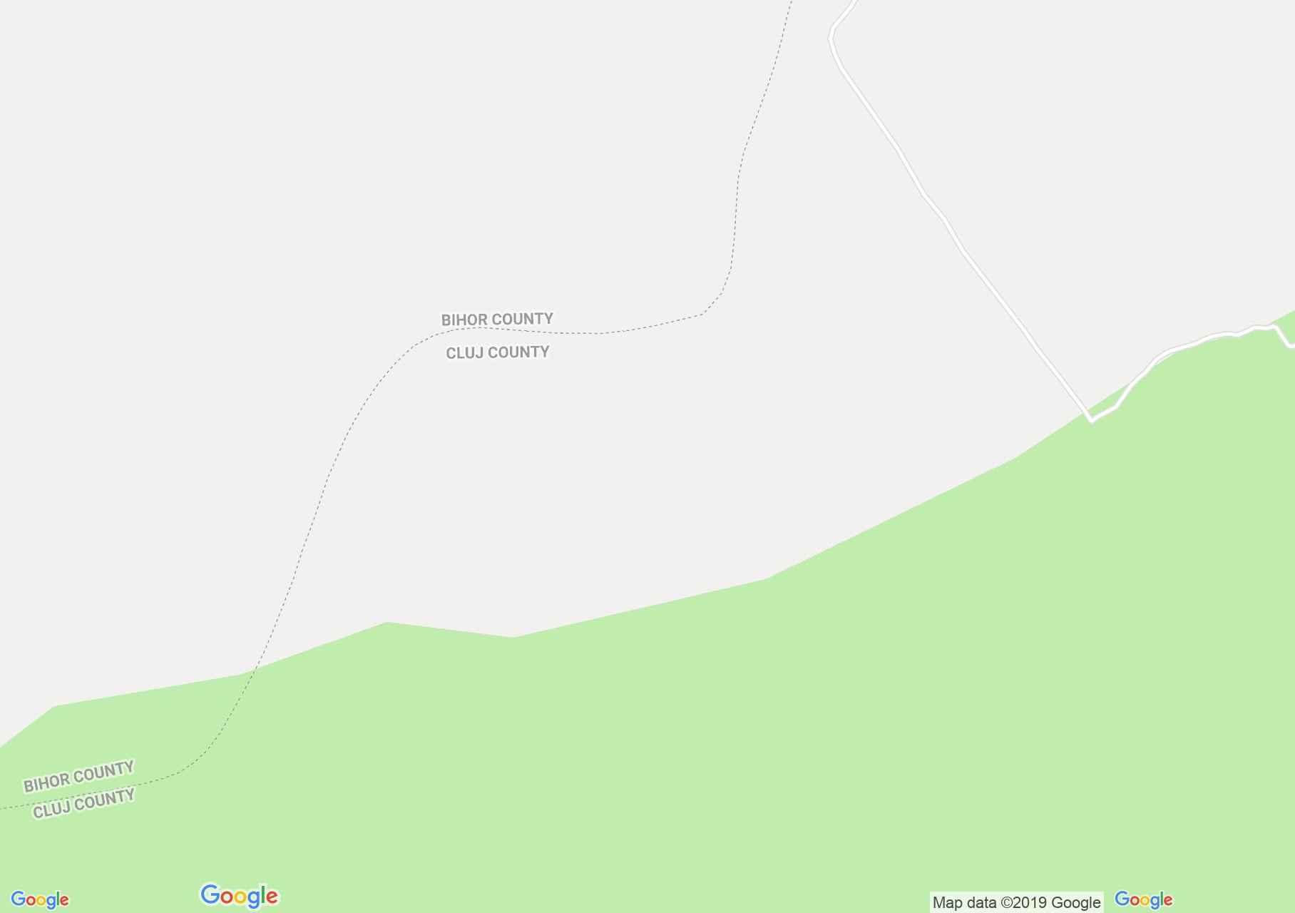 Hartă Runcu Ars: Piatra Tâlharului