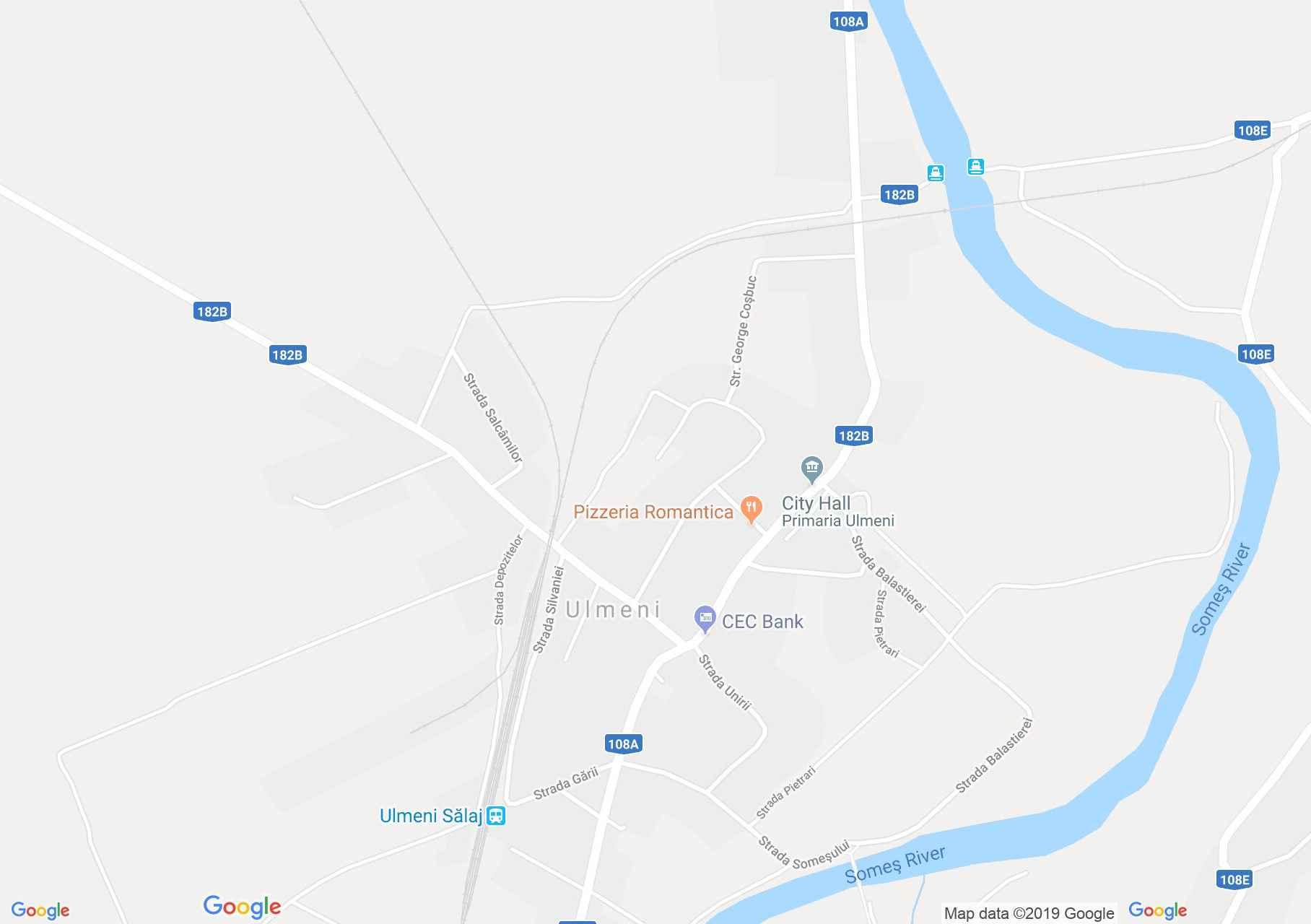 Sülelmed: Református templom (térkép)