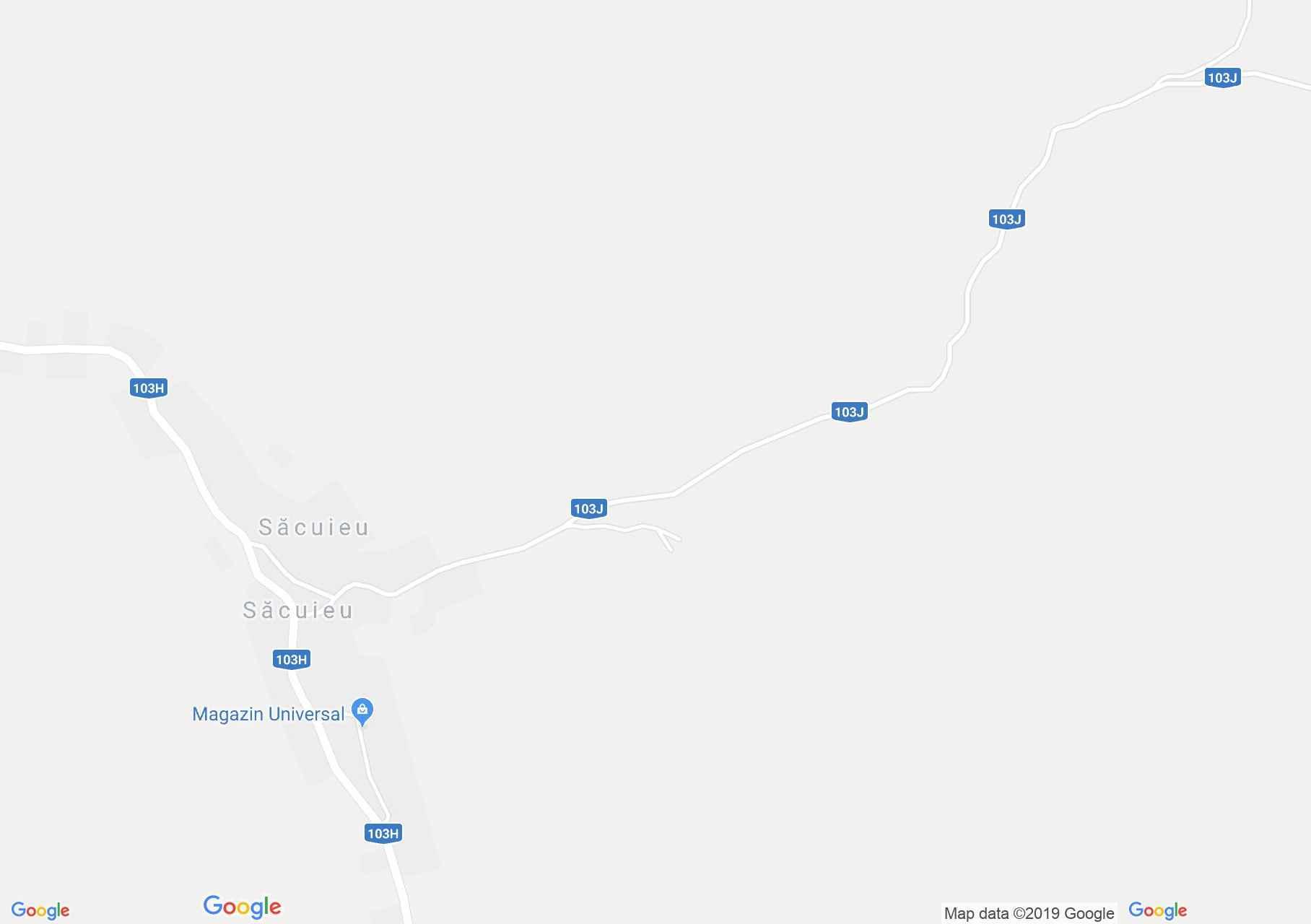 Székelyjó: Székelyjó (térkép)