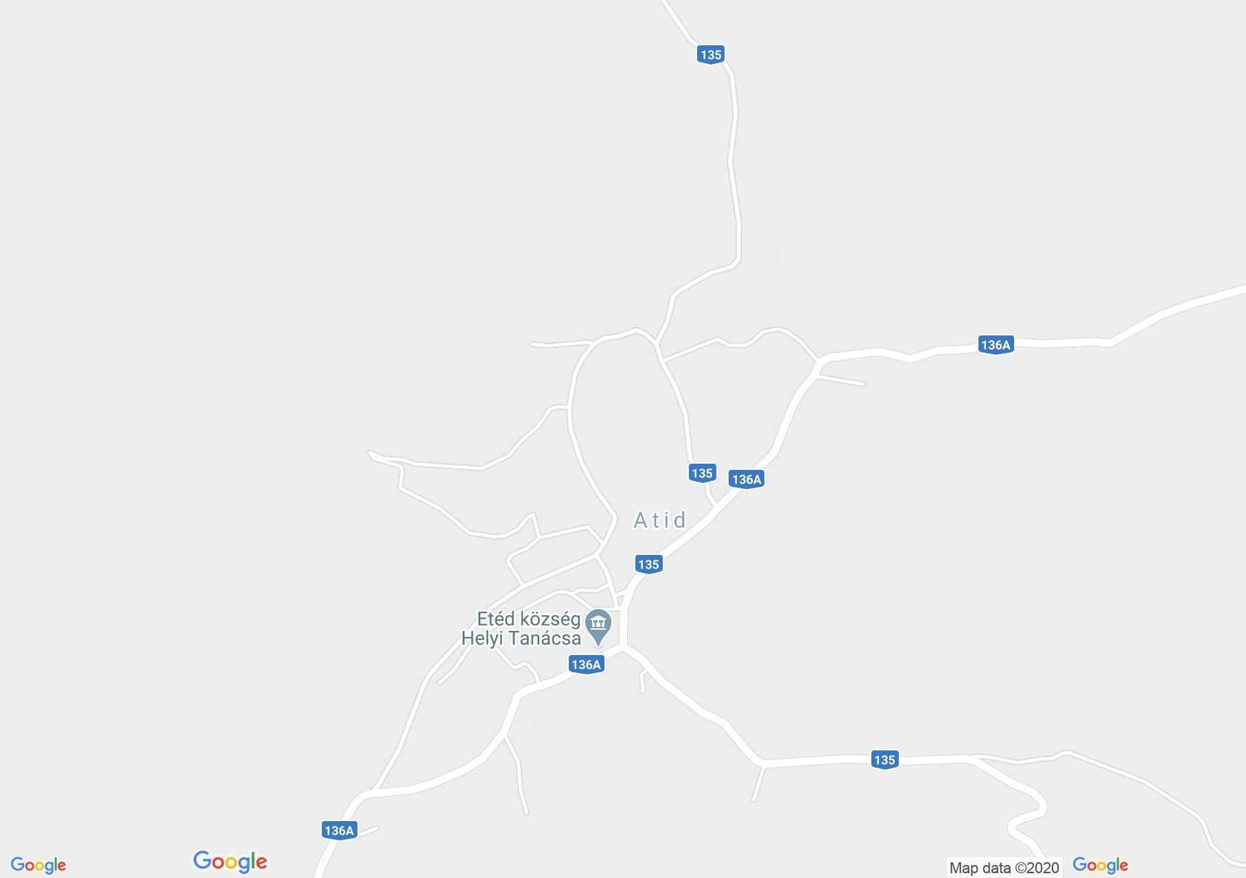 Map of Atid