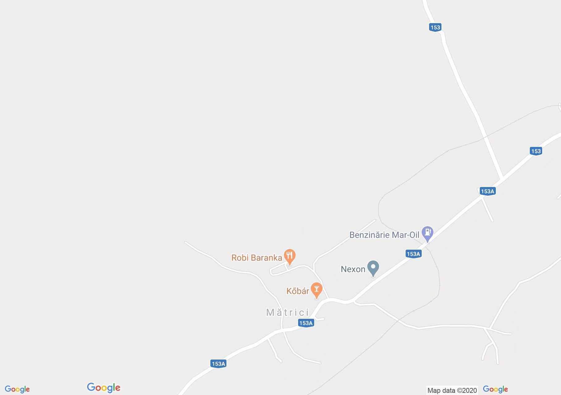 Nyárádköszvényes: Katolikus templom (térkép)
