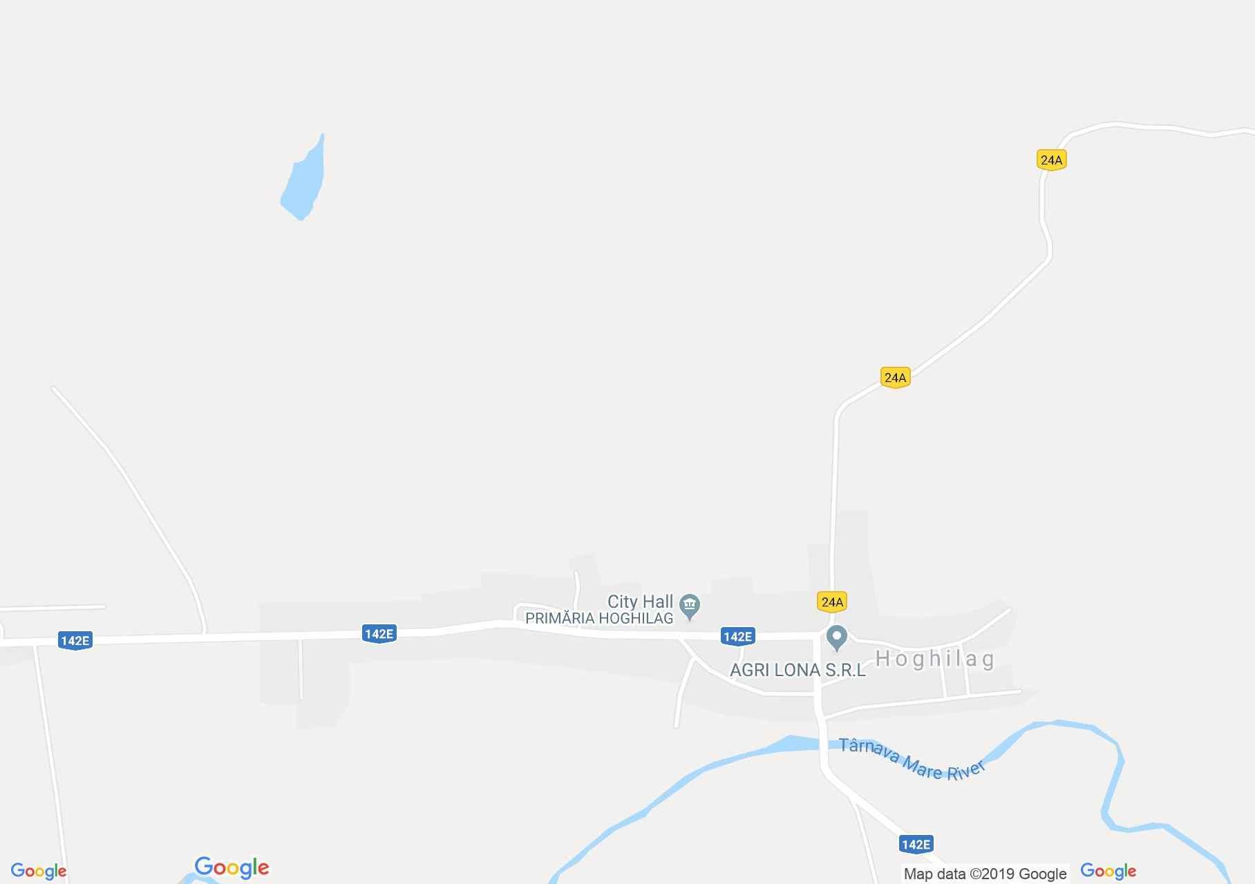 Holdvilág: Evangélikus erődtemplom (térkép)