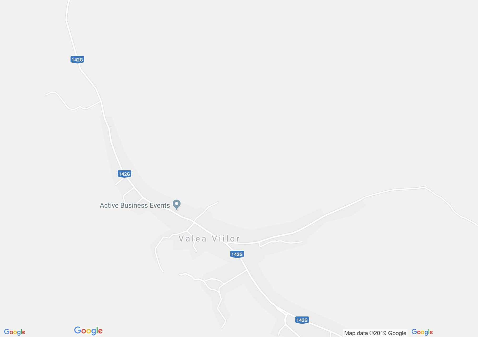 Map of Valea Viilor: Evangelical fortified church