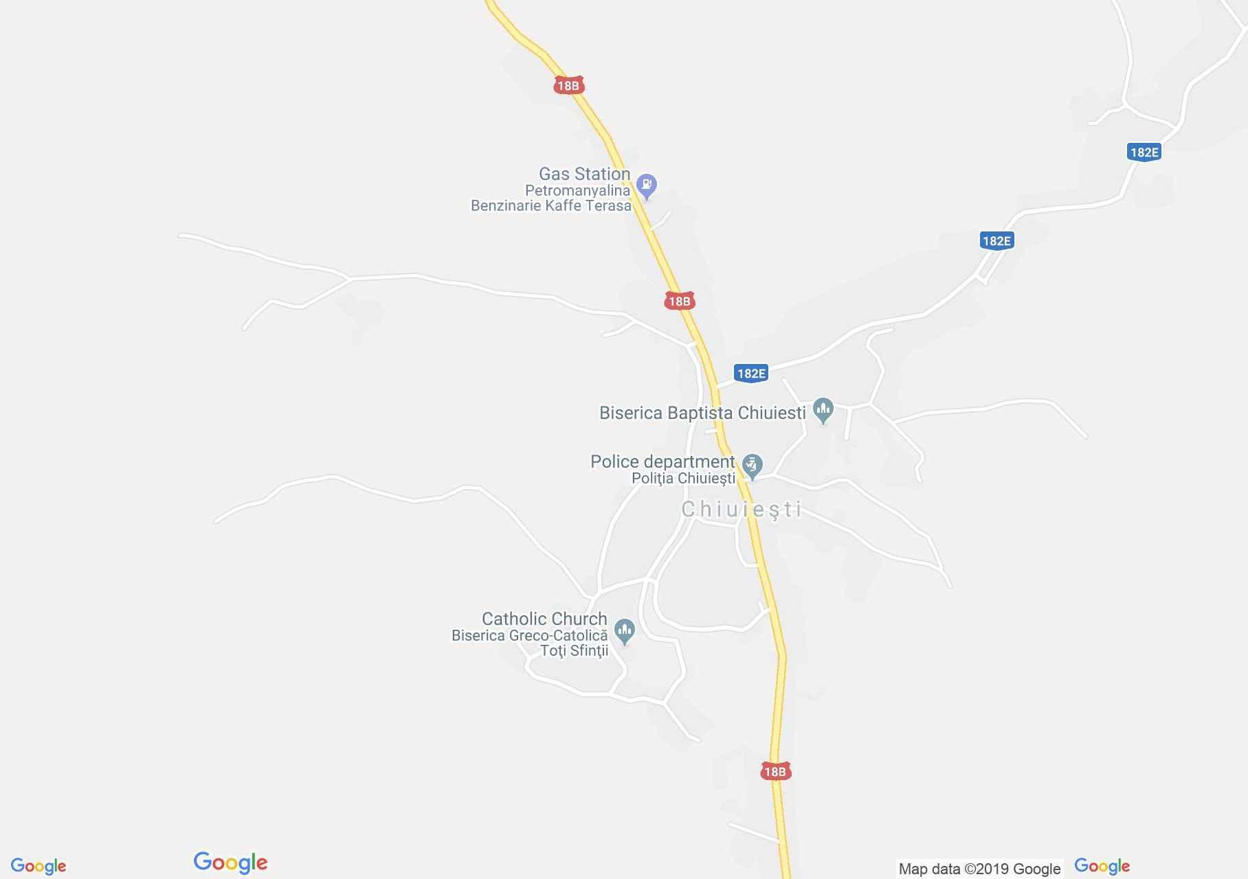 Pecsétszeg: Görög-katolikus templom (térkép)