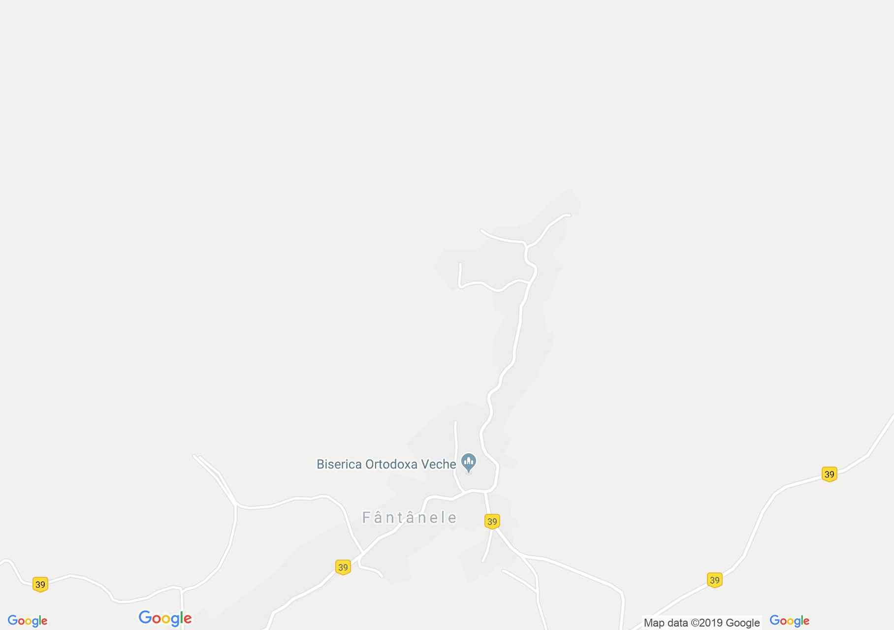 Disznópataka: Fatemplom (térkép)