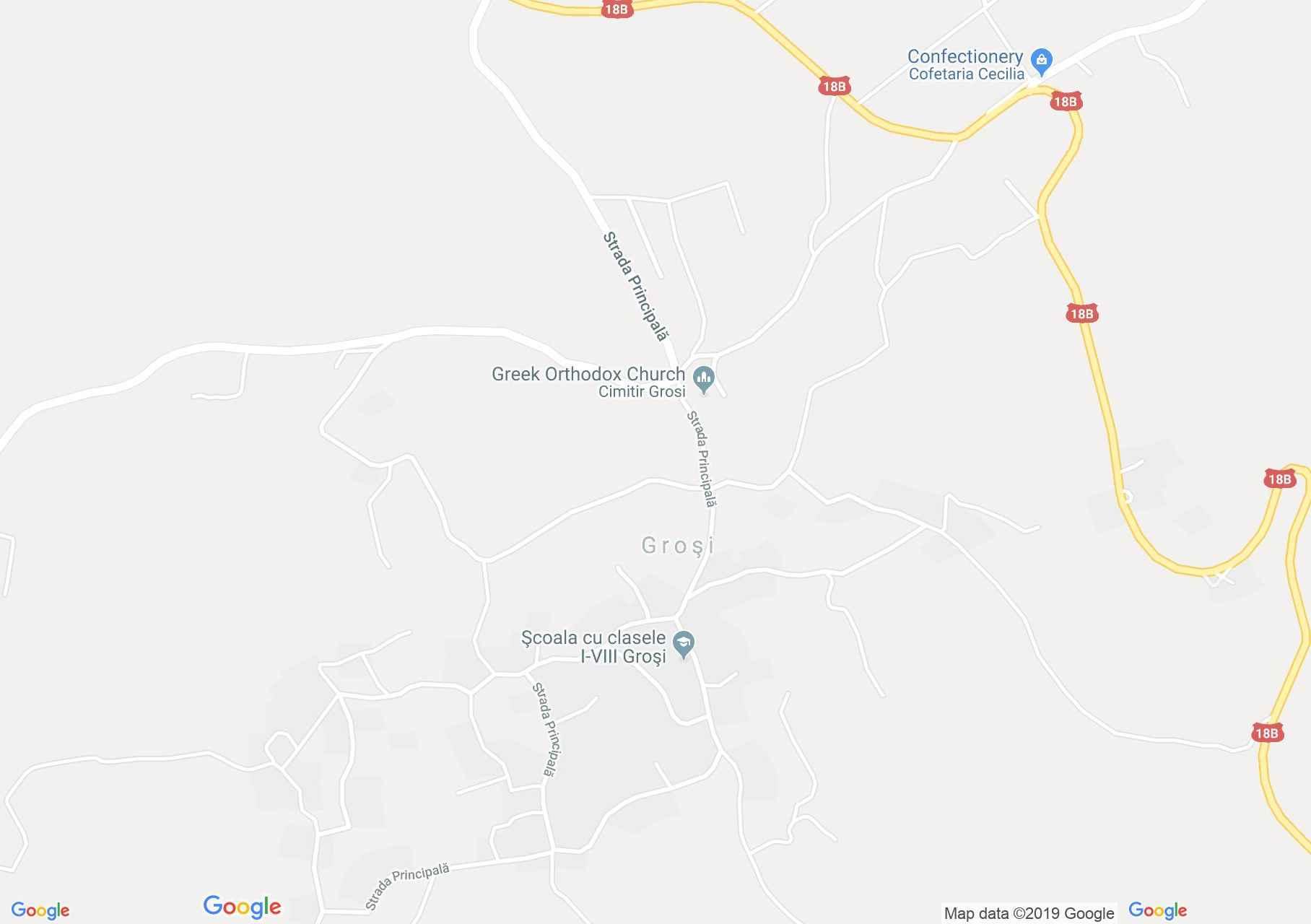 Tőkésbánya: Ortodox templom (térkép)