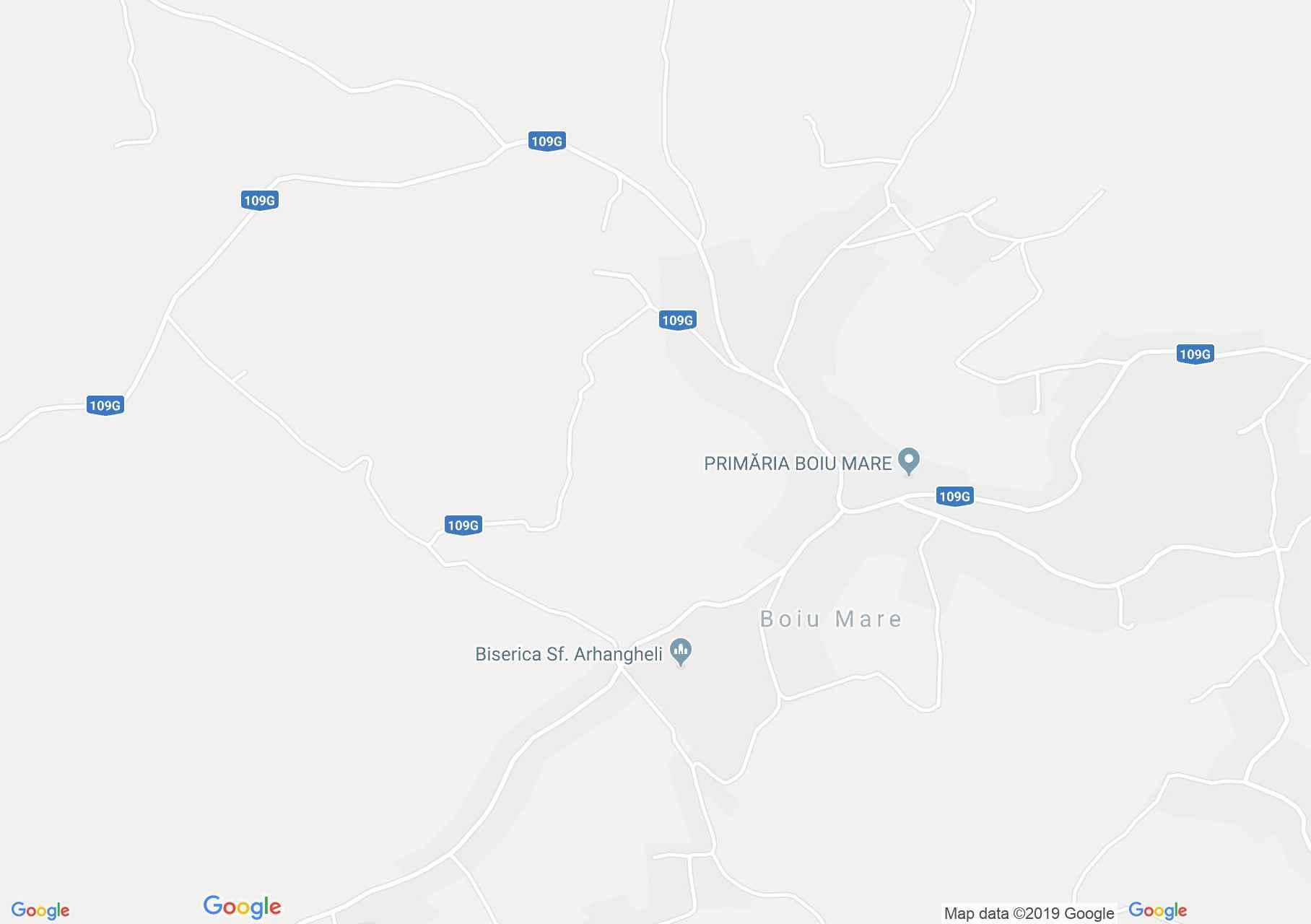 Nagybúny: Fatemplom (térkép)