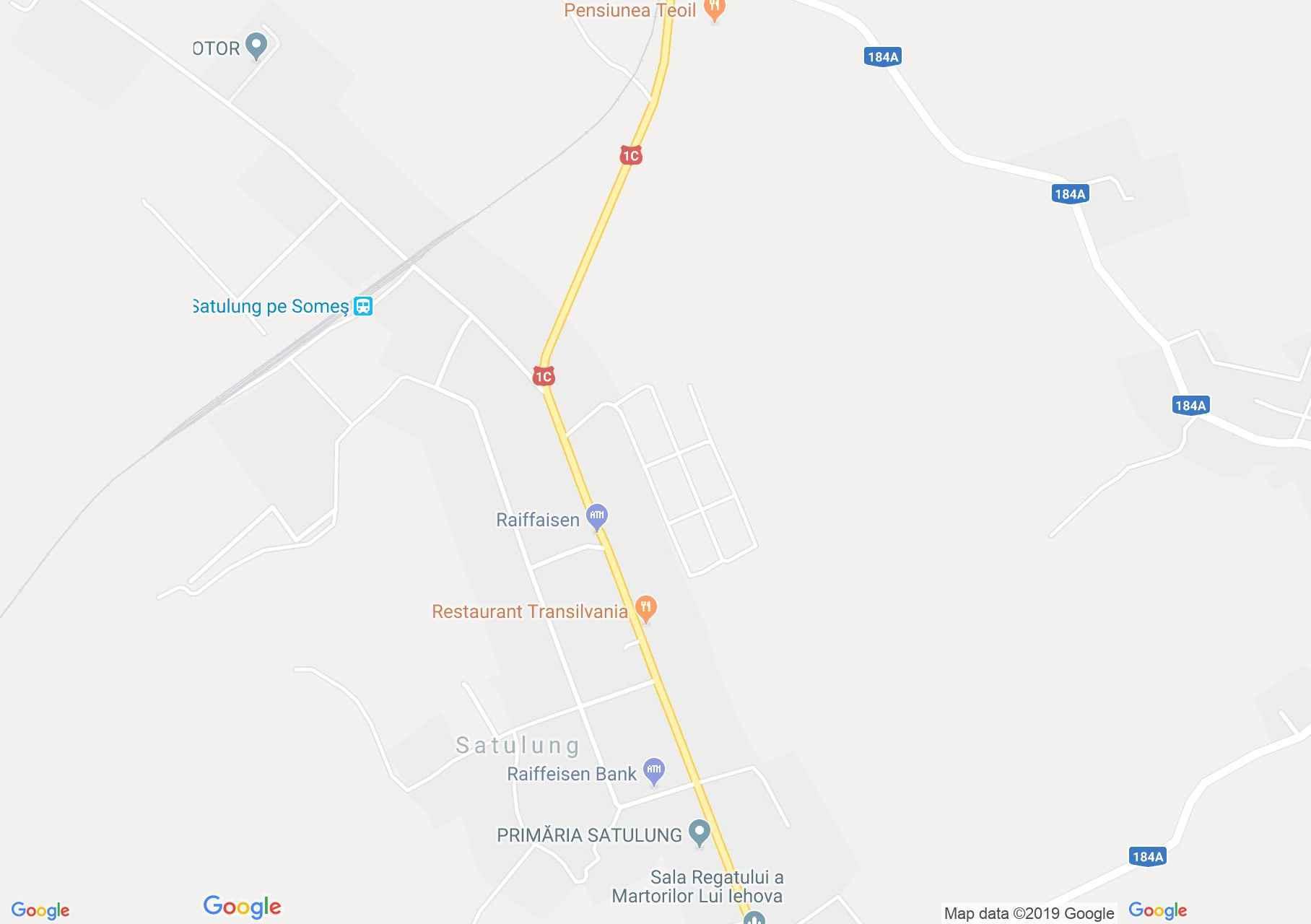 Kővárhosszúfalu: Református templom (térkép)