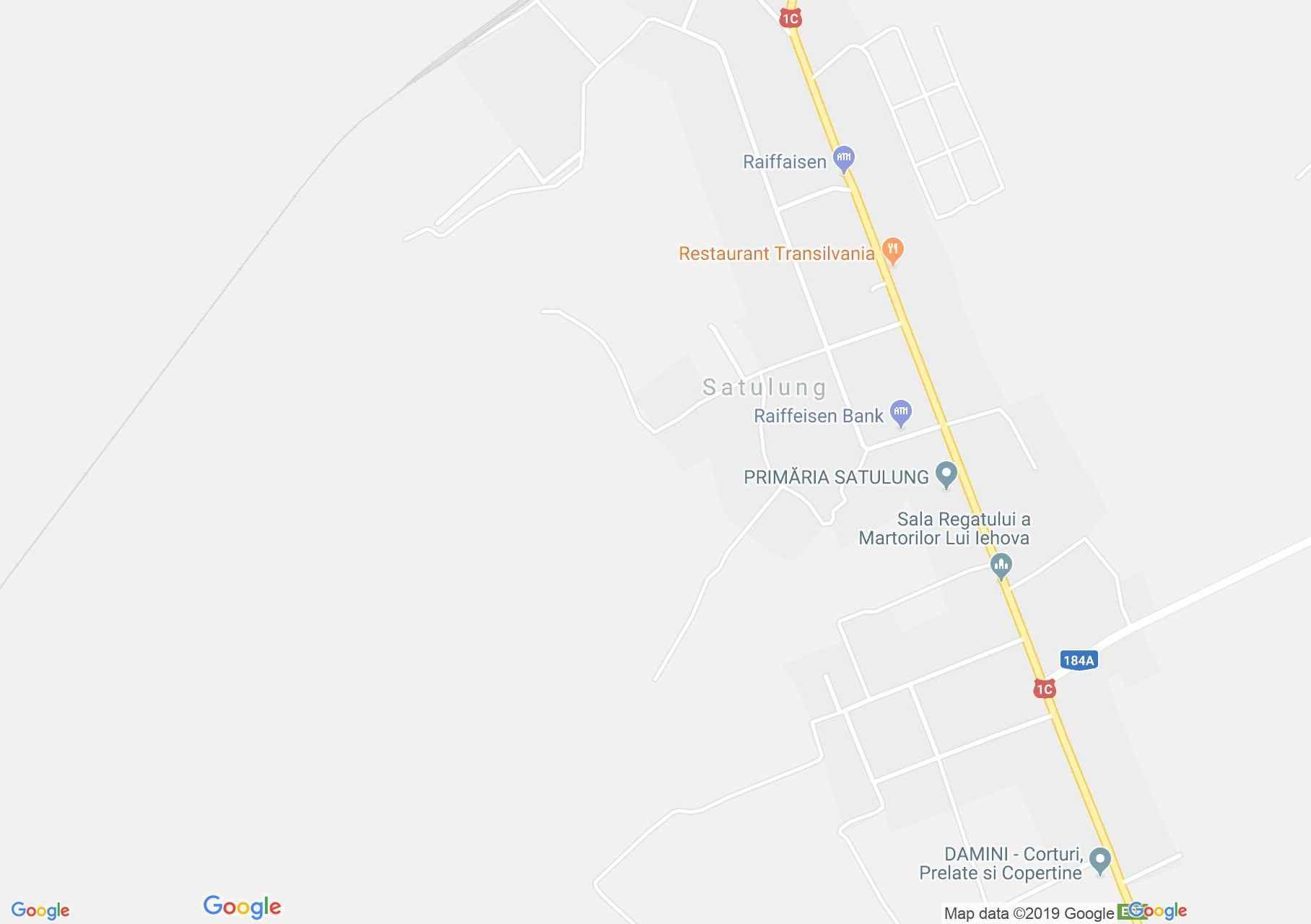 Kővárhosszúfalu: A Telki sírok (térkép)