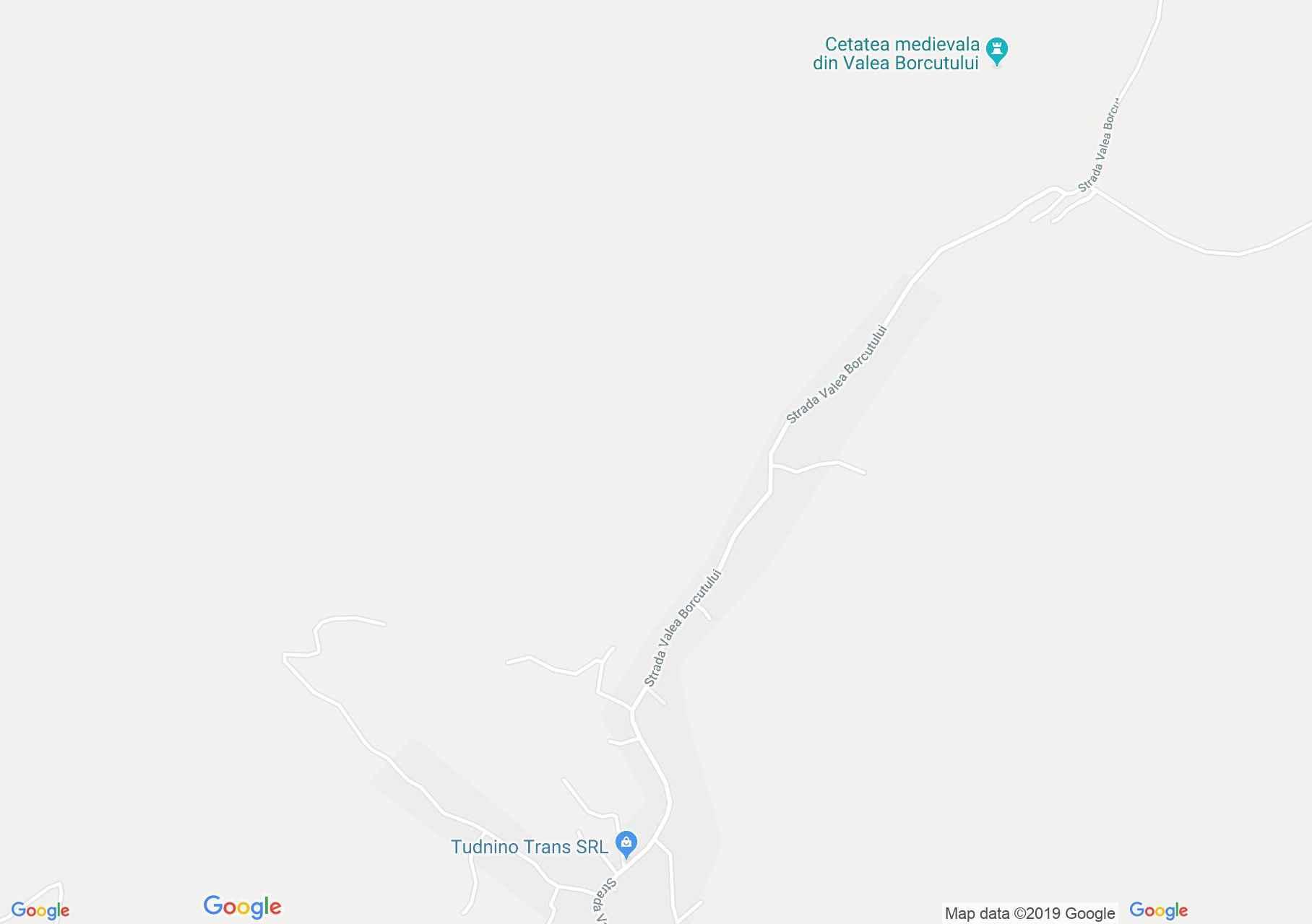 Hartă Valea Borcutului: Şcoala