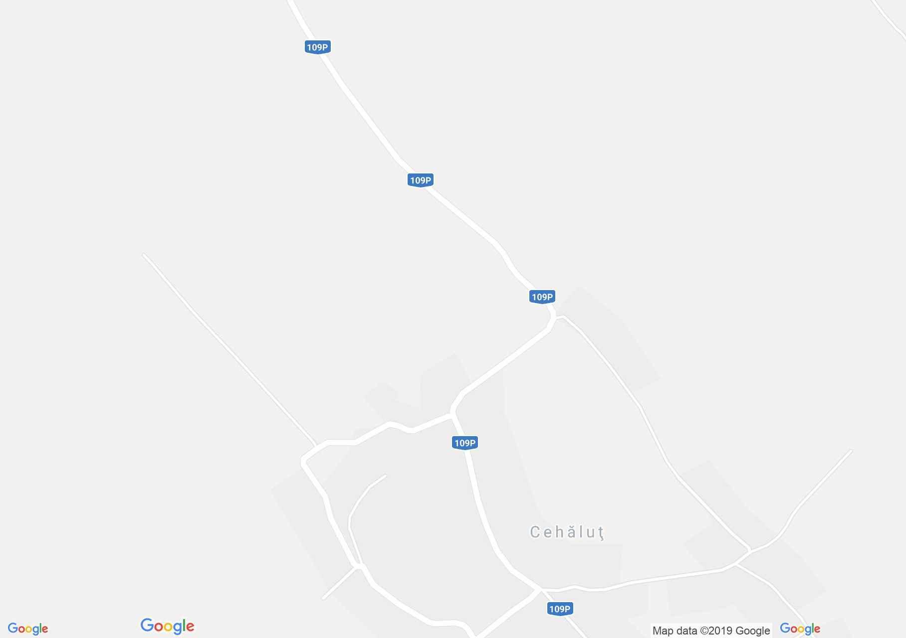 Magyarcsahol: Református templom (térkép)