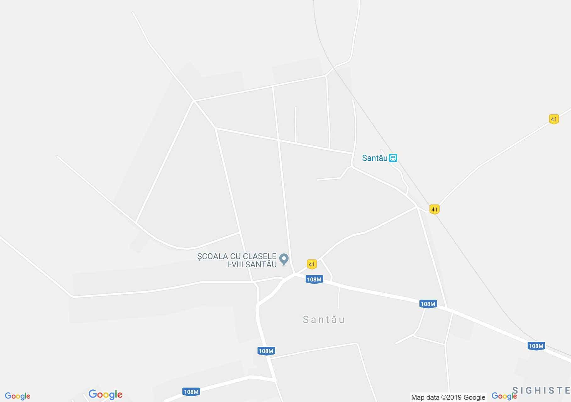Tasnádszántó: Református templom (térkép)