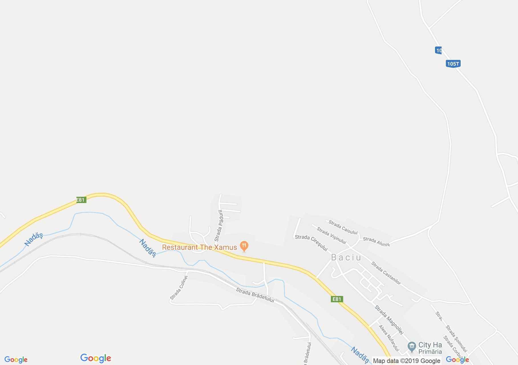 Kisbács: Katolikus templom (térkép)