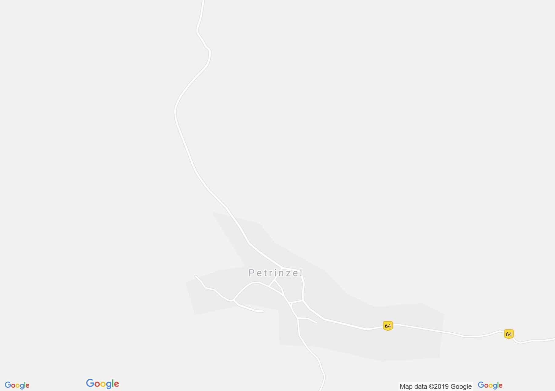 Kispetri: Református templom (térkép)