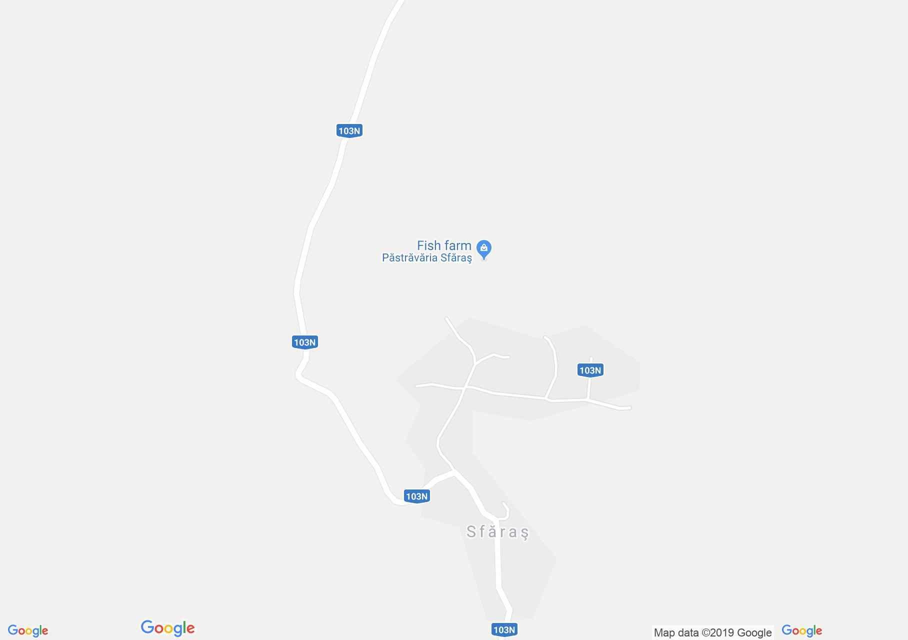 Hartă Sfăraş