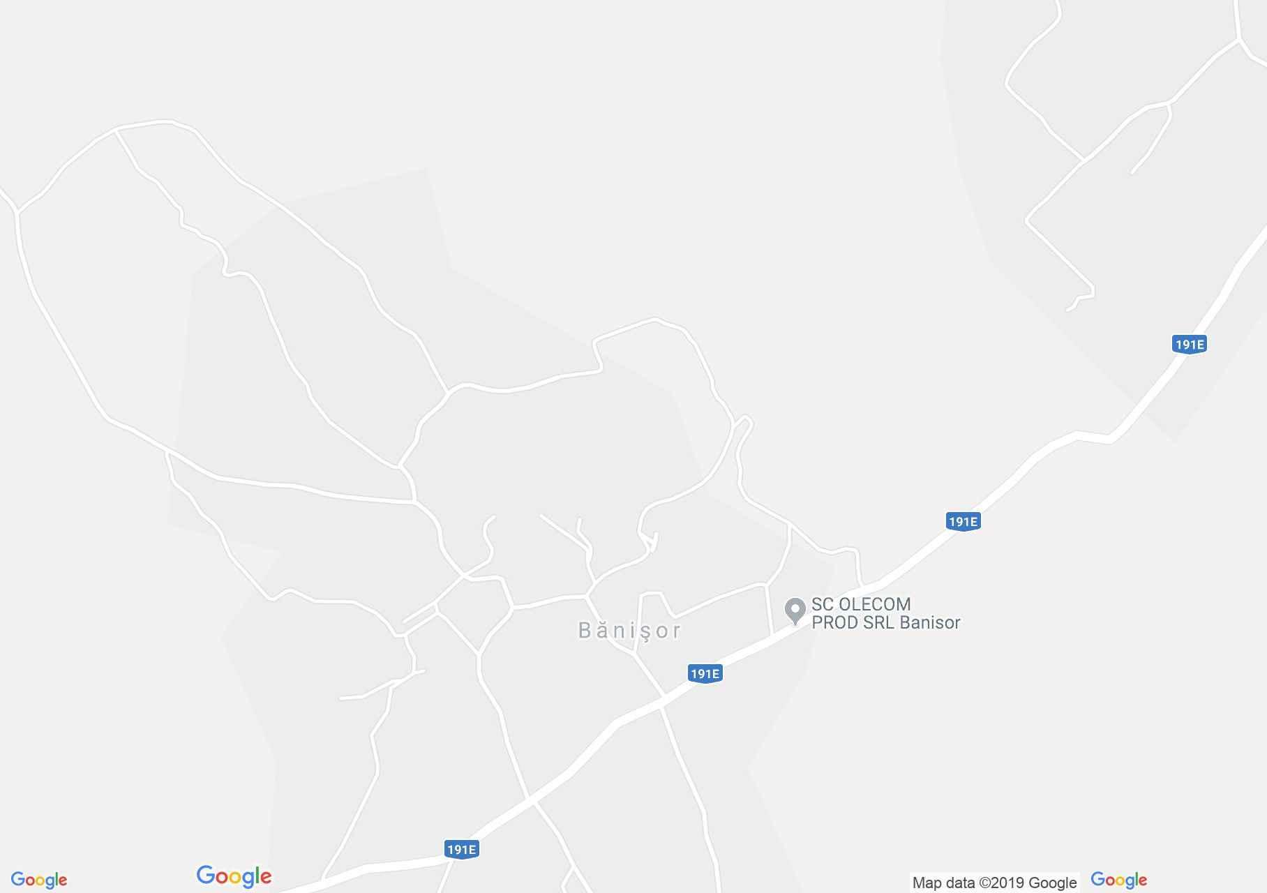 Alsóbán: Ortodox templom (térkép)