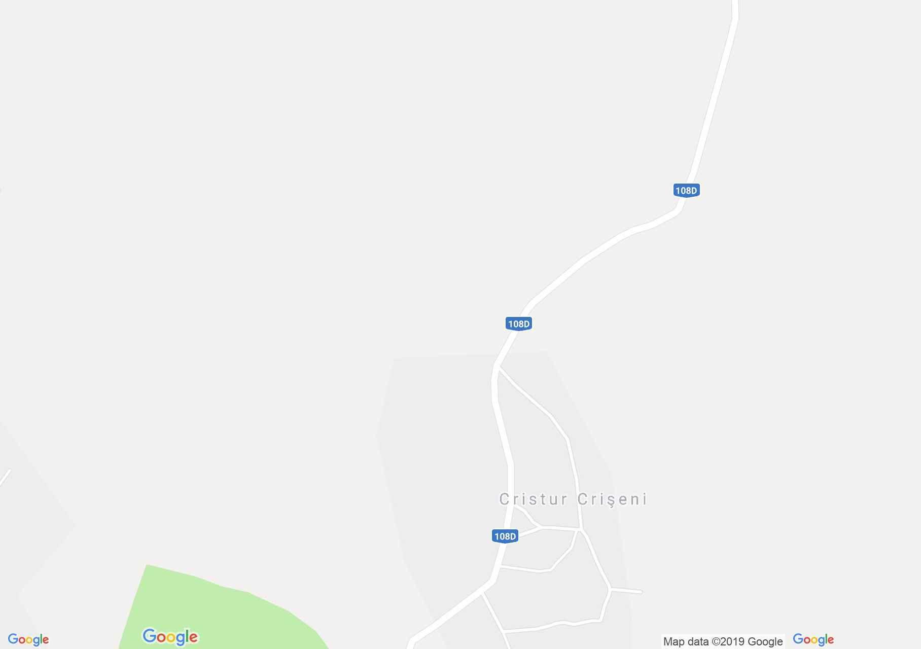 Szilágyfőkeresztúr: Református templom (térkép)