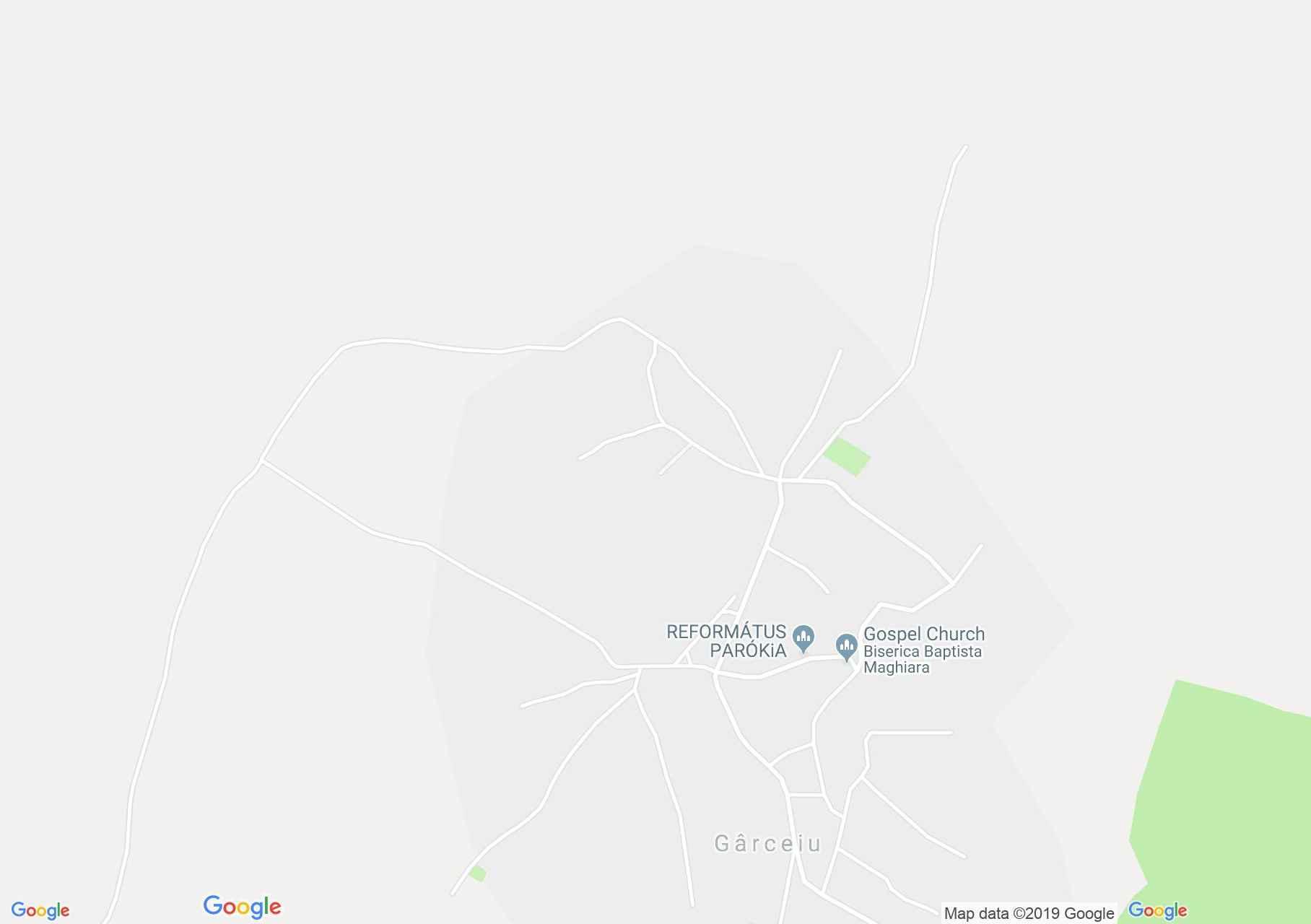 Szilágygörcsöny: Református templom (térkép)