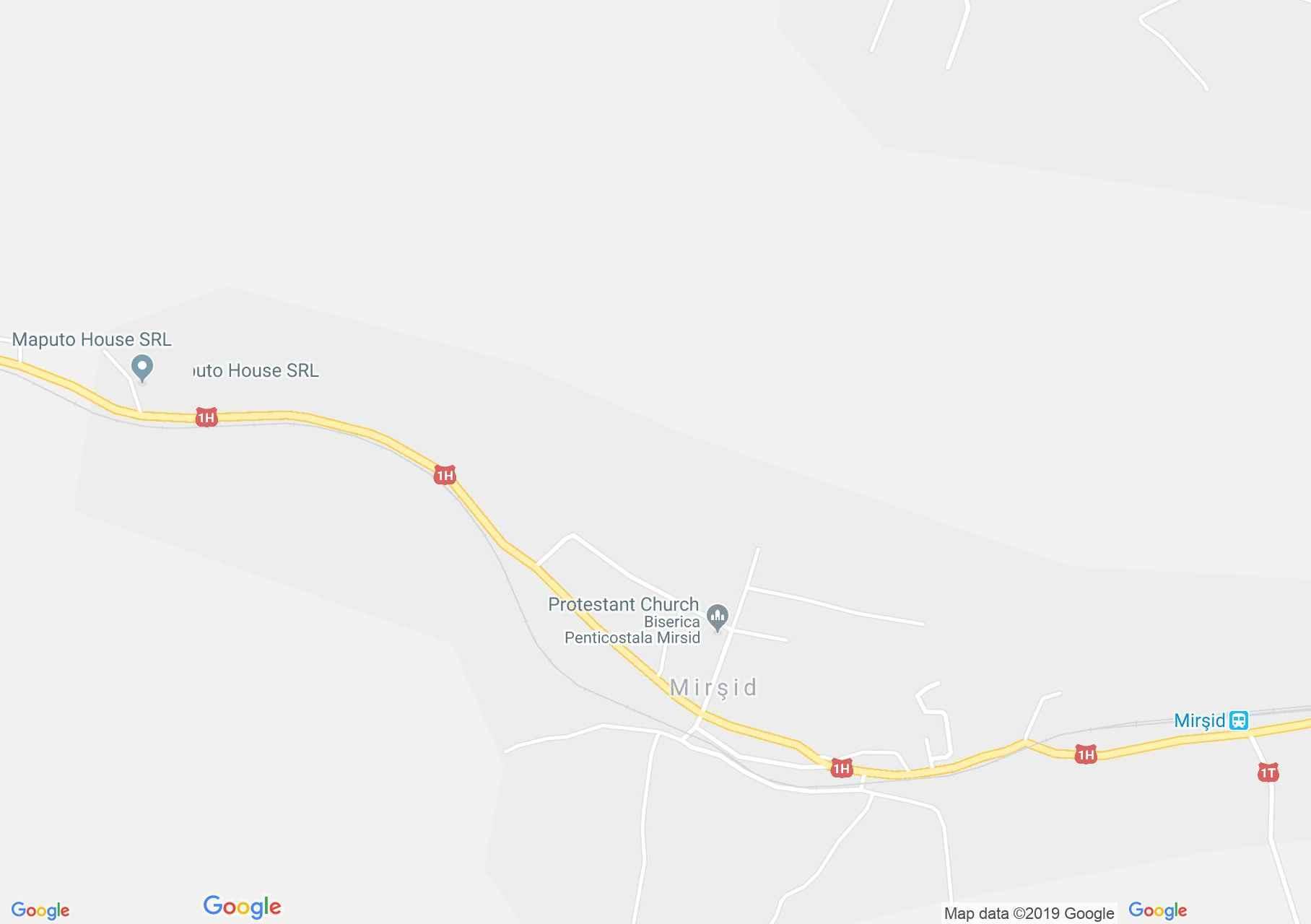Map of Mirşid: Granary