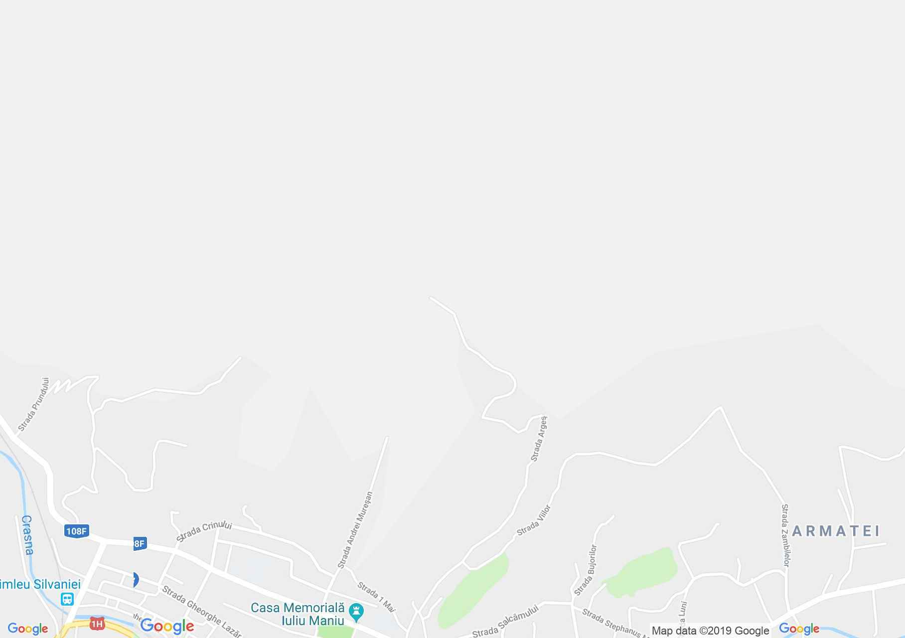 Szilágysomlyó: Somlyó vára (térkép)