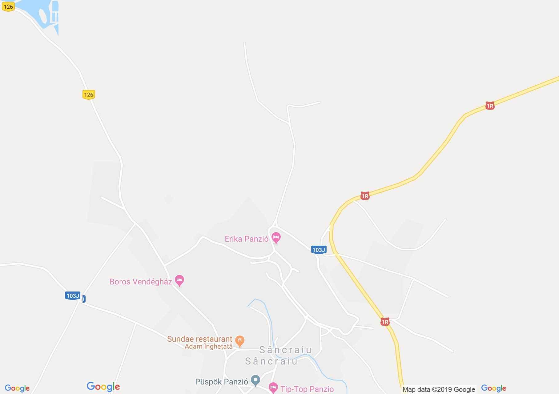 Kalotaszentkirály: Múzeum (térkép)
