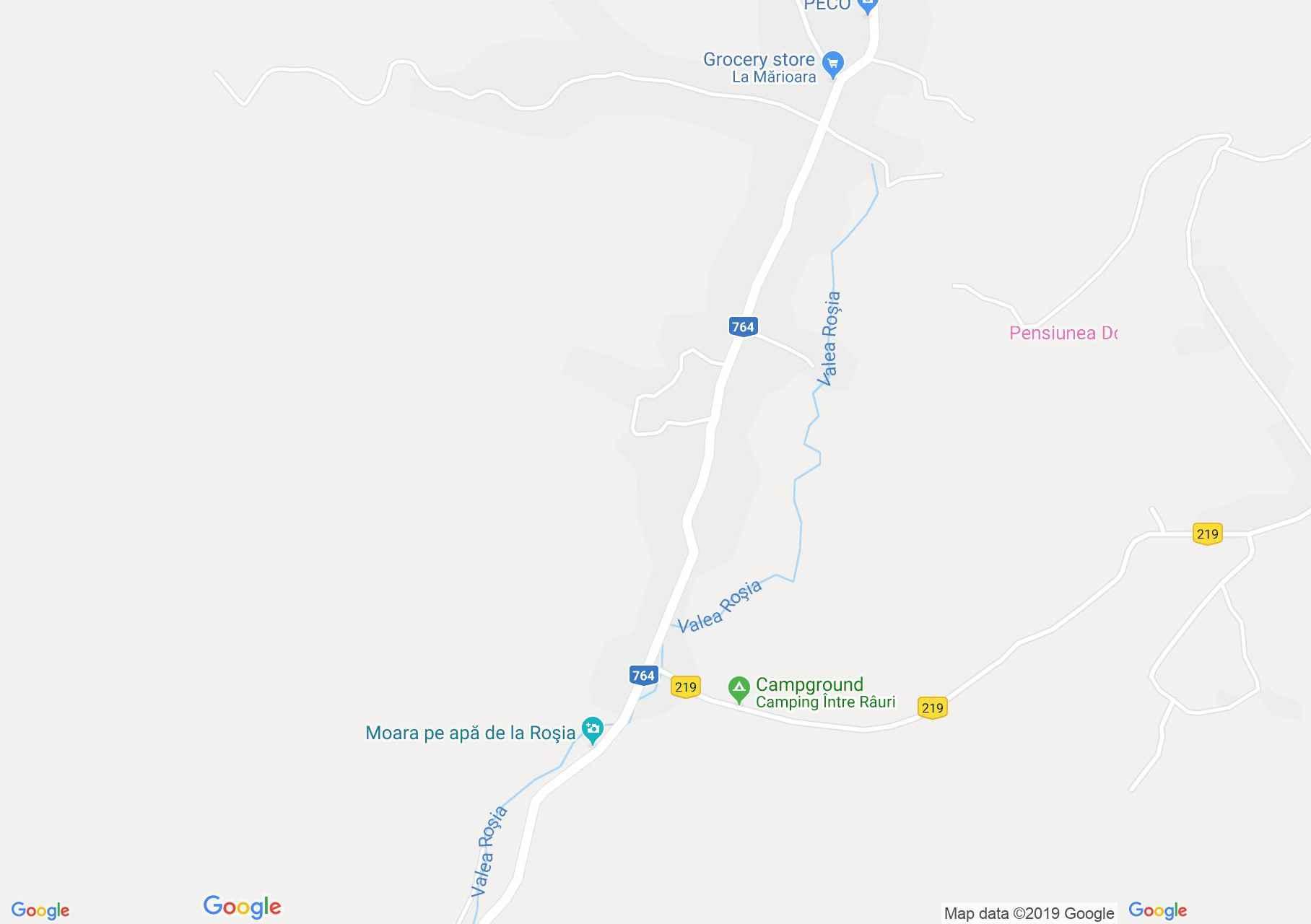 Biharrósa: Vízimalom (térkép)