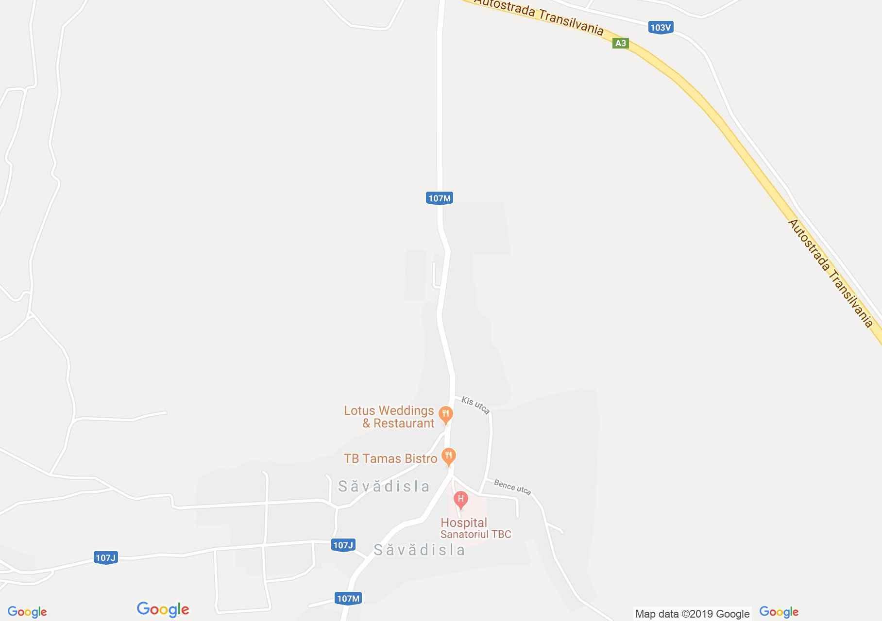 Tordaszentlászló: Iskola (térkép)