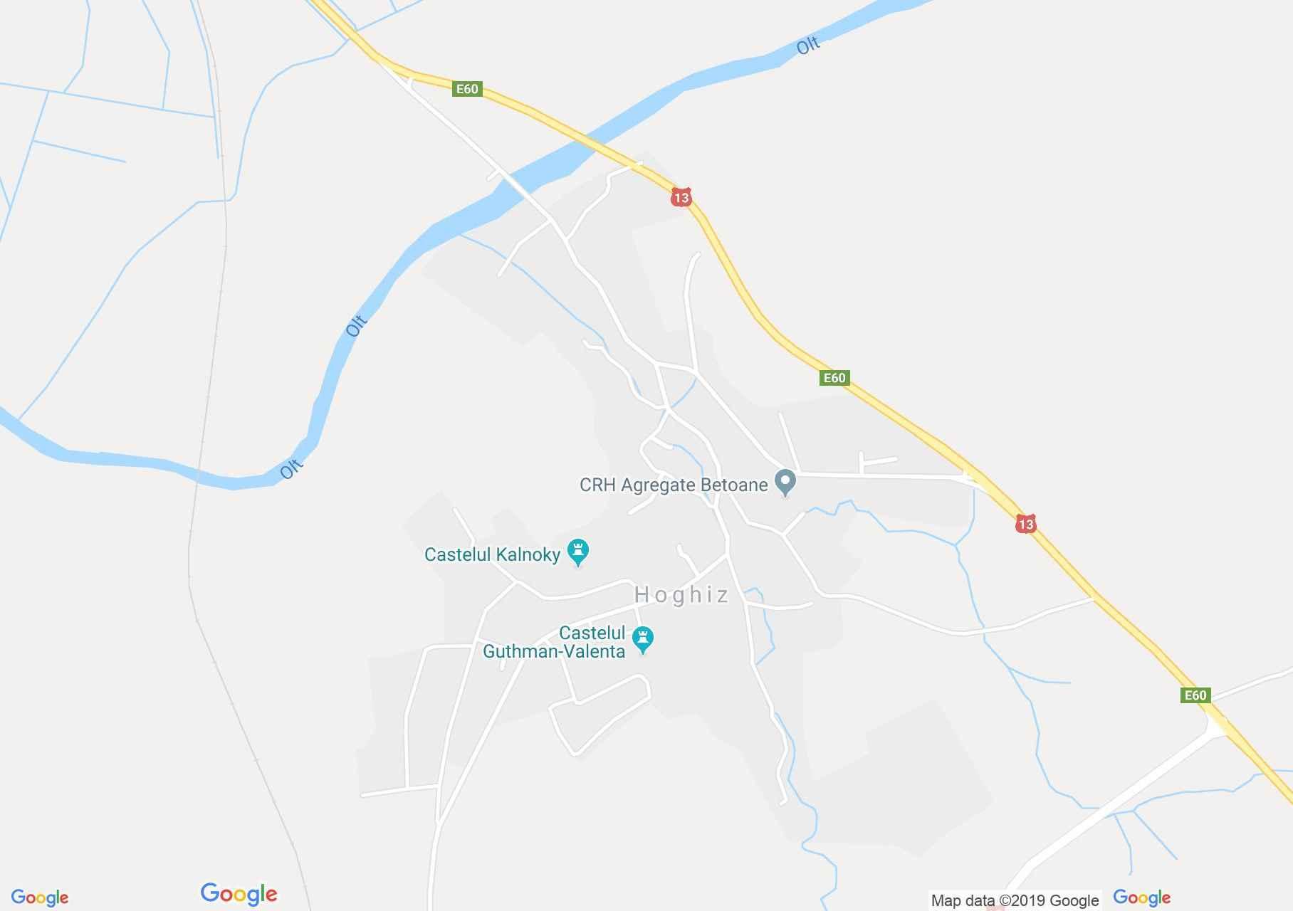 Olthéviz: Haller kúria (térkép)