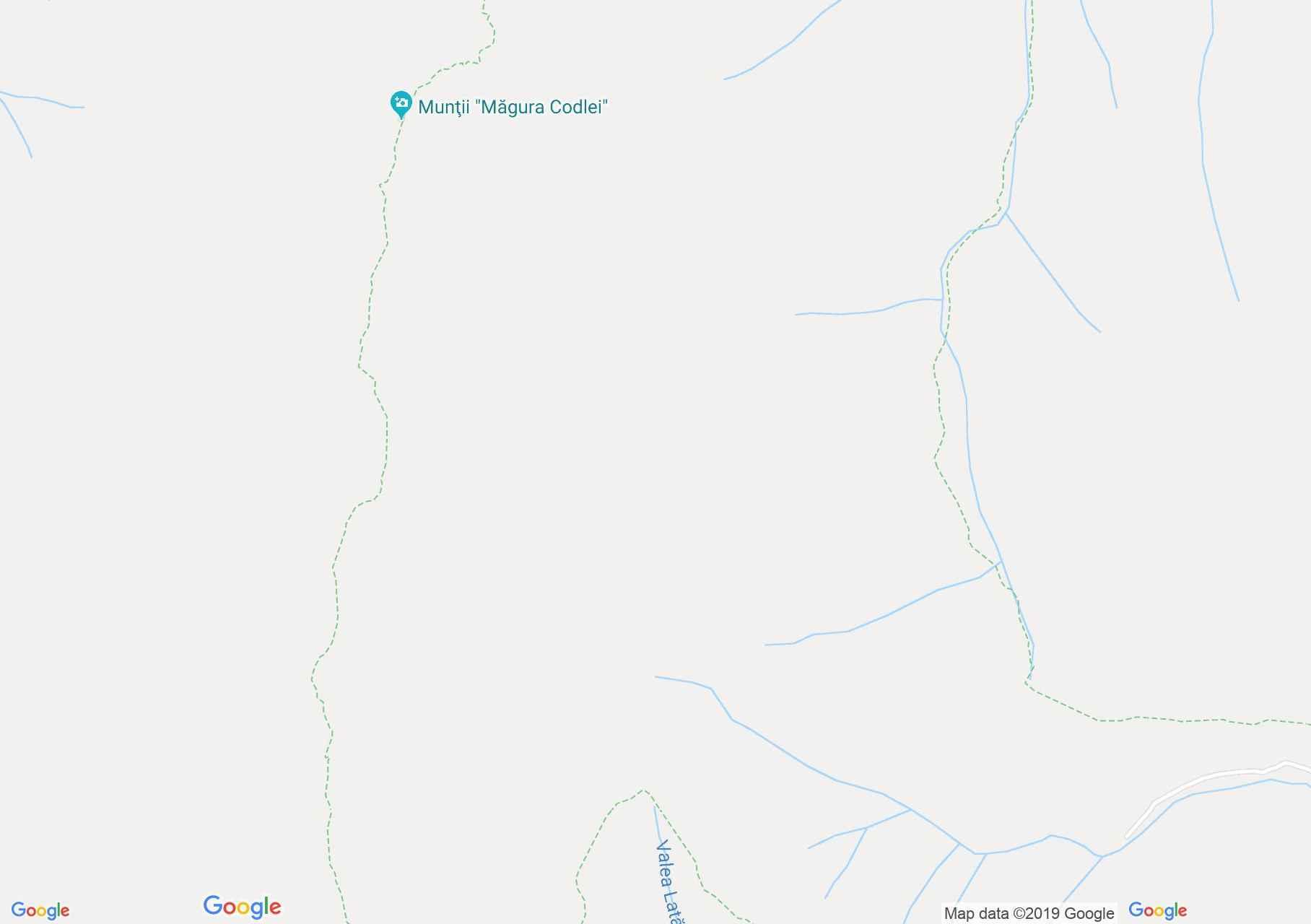 Hartă Codlea: Cetatea