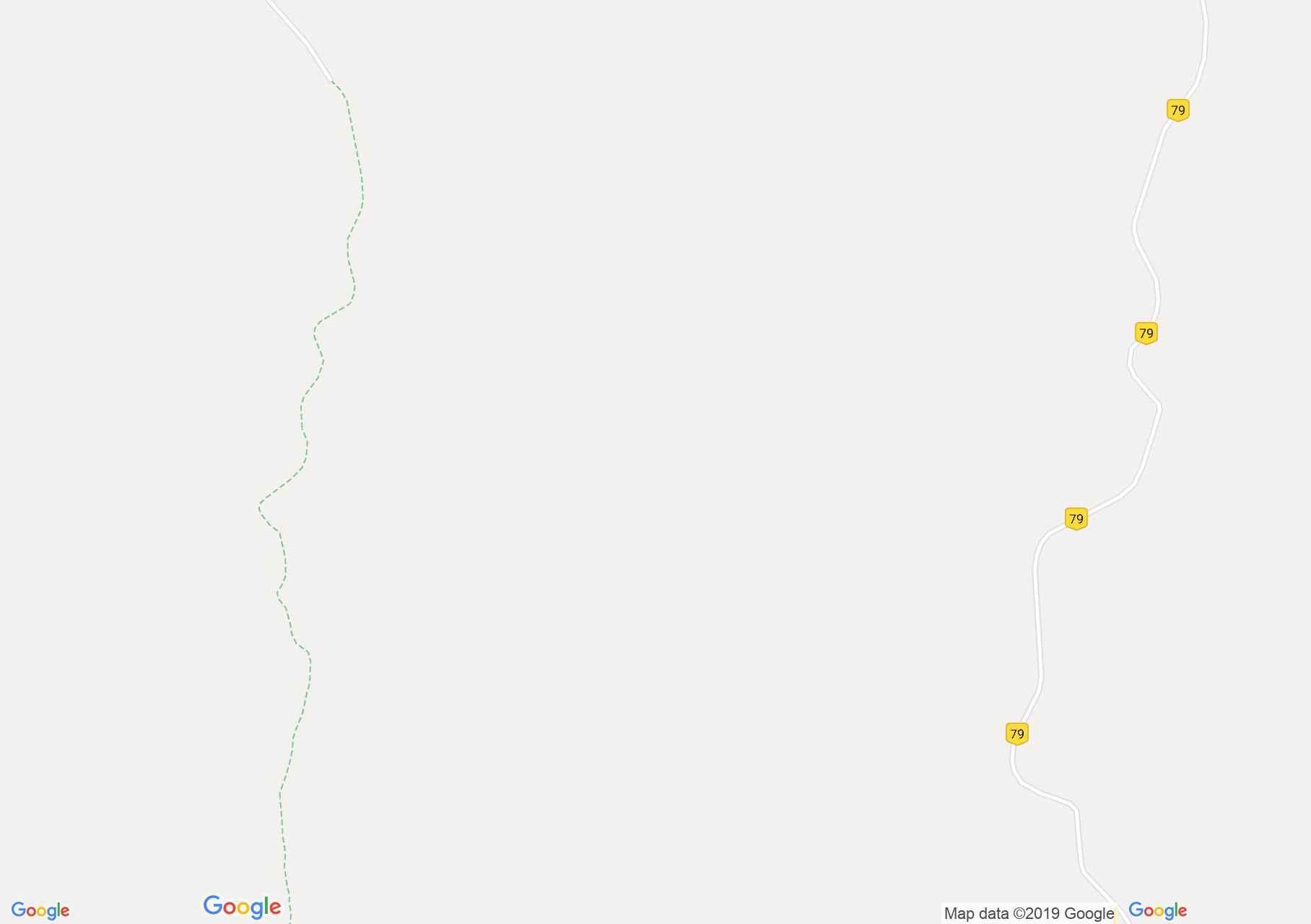 Map of Făgăraş mountains: Sâmbăta complex - Răcorele saddle