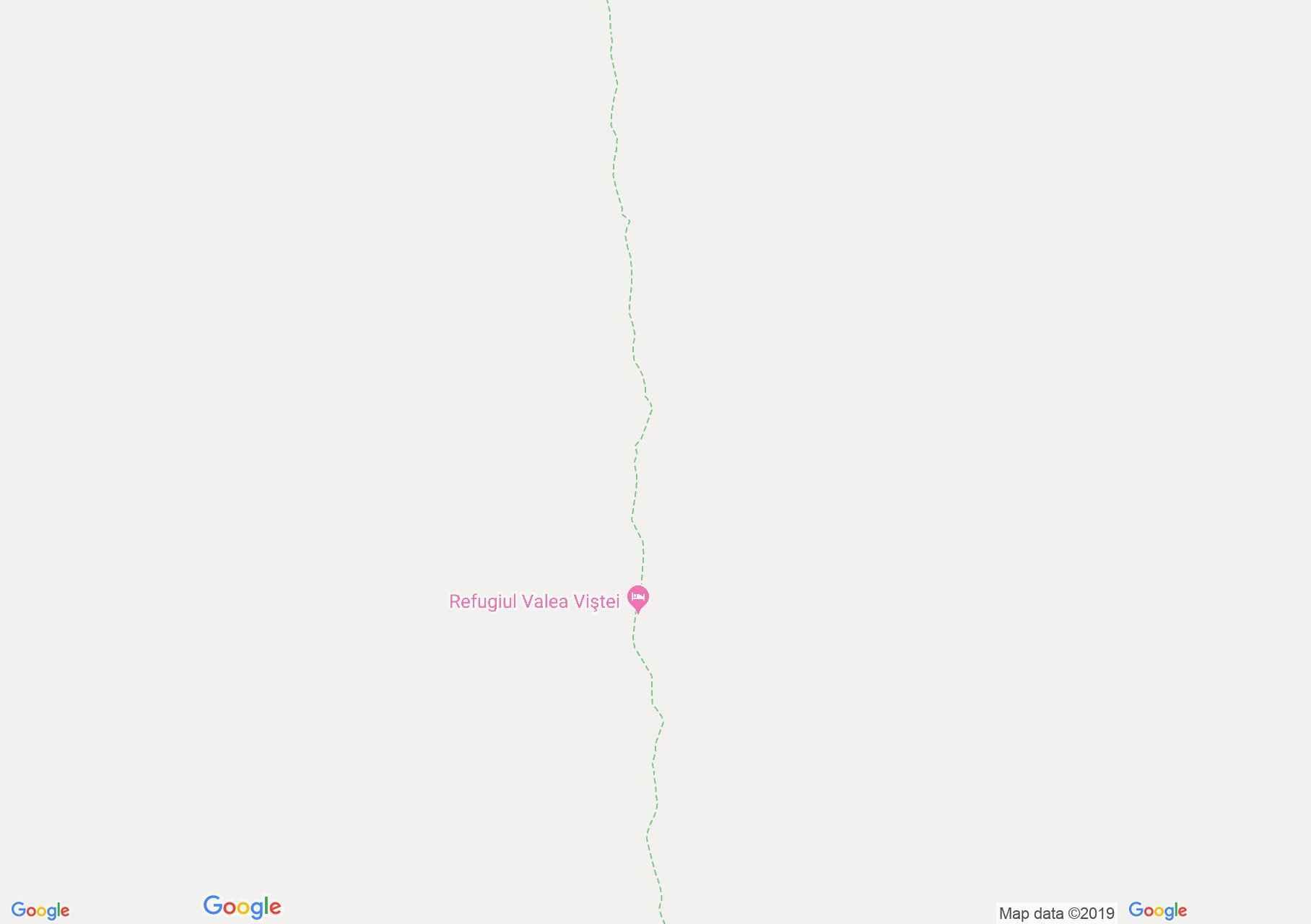 Hartă Munţii Făgăraş: Victoria-Valea Viştei-Portita Vistei Mari