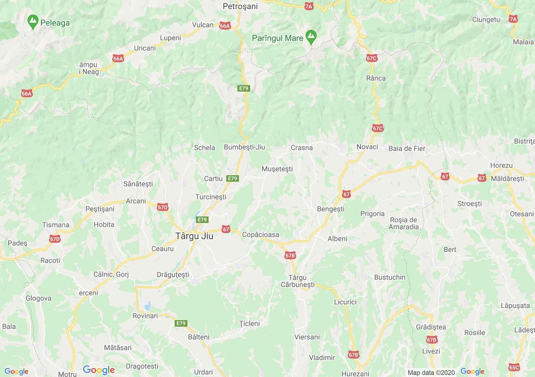 Folklor: Gorji népviselet  (térkép)